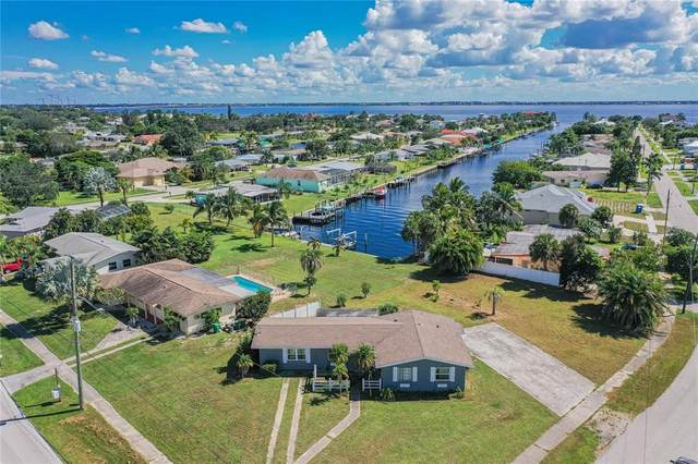 21613 Edgewater Drive, Port Charlotte, FL 33952 (MLS #D6121794) :: CARE - Calhoun & Associates Real Estate