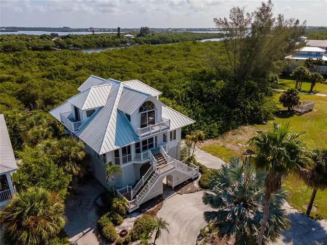 7391 Palm Island Drive, Placida, FL 33946 (MLS #D6121798) :: Bustamante Real Estate