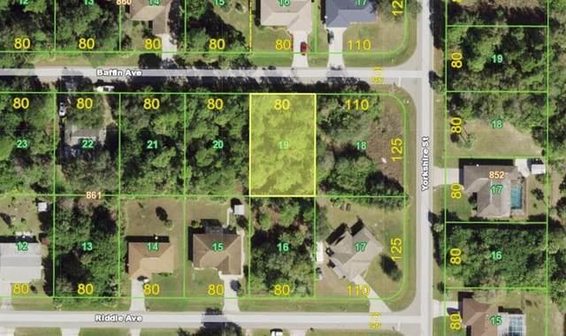 21093 Baffin Avenue, Port Charlotte, FL 33954 (MLS #D6121799) :: Rabell Realty Group