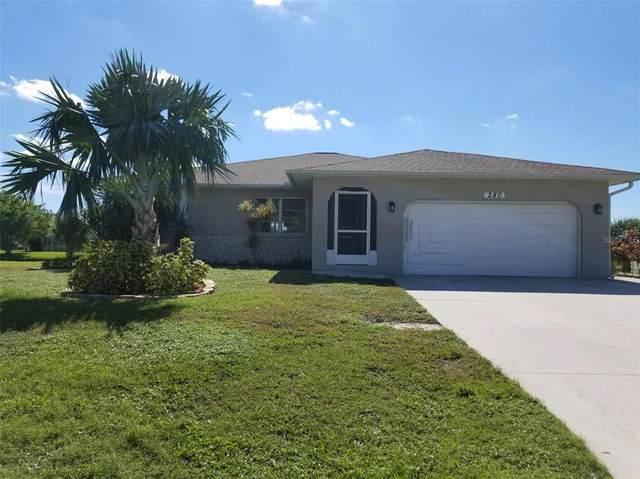 280 Annapolis Lane, Rotonda West, FL 33947 (MLS #D6121804) :: The Light Team