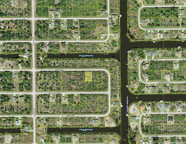 14791 Lillian Circle, Port Charlotte, FL 33981 (MLS #D6121807) :: Everlane Realty
