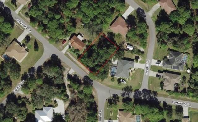 Lot 25 Cartwright Lane, North Port, FL 34286 (MLS #D6121811) :: Sarasota Home Specialists