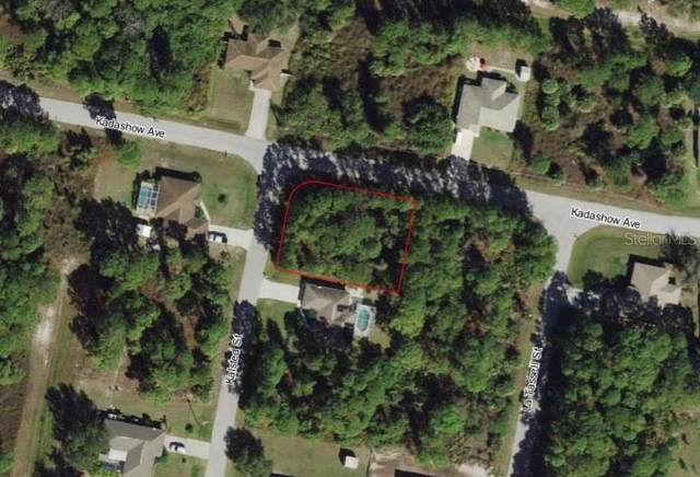 Lot 25 Kadashow Avenue, North Port, FL 34288 (MLS #D6121812) :: Lockhart & Walseth Team, Realtors