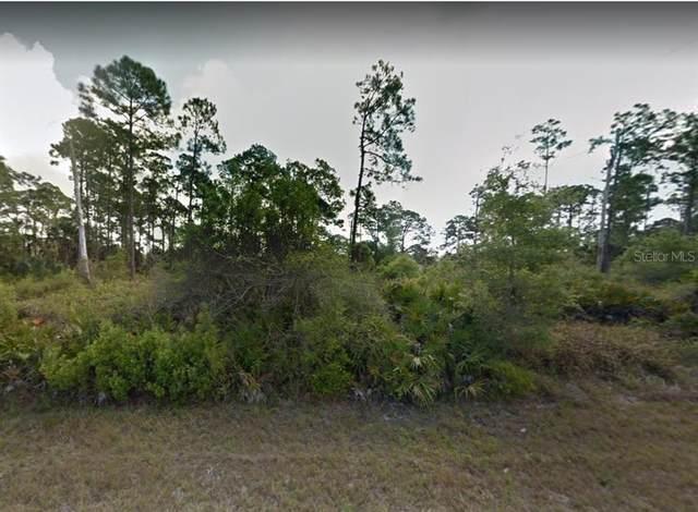 4082 Jeanette Street, Port Charlotte, FL 33948 (MLS #D6121822) :: The Duncan Duo Team