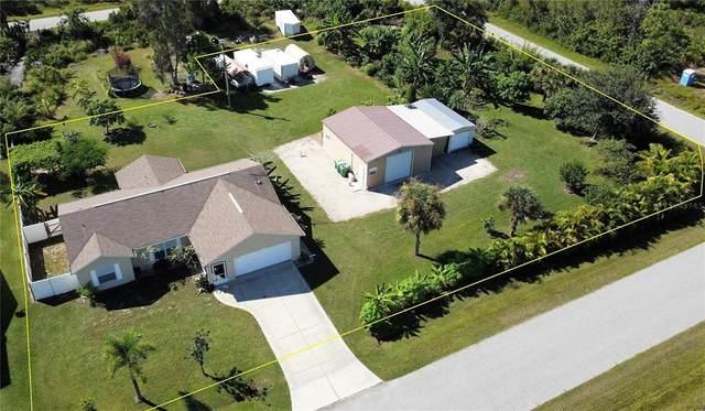 12081 Burow Ave, Port Charlotte, FL 33981 (MLS #D6121823) :: The BRC Group, LLC