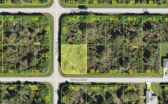 12204 Claremont Drive, Port Charlotte, FL 33981 (MLS #D6121828) :: Rabell Realty Group