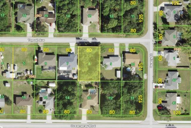 10233 Topsail Avenue, Englewood, FL 34224 (MLS #D6121833) :: The Duncan Duo Team