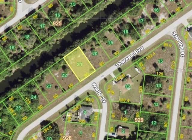 161 Theresa Boulevard, Port Charlotte, FL 33954 (MLS #D6121840) :: Griffin Group