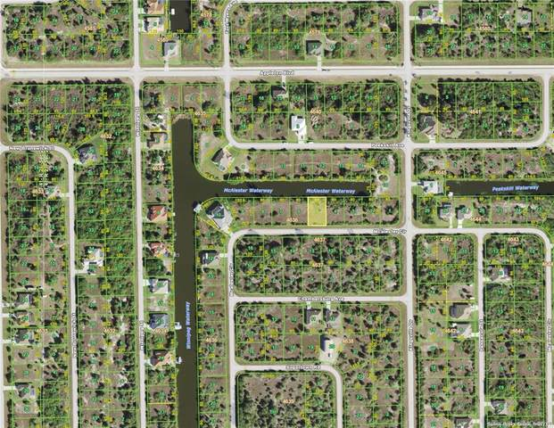 10884 Mcalester Circle, Port Charlotte, FL 33981 (MLS #D6121842) :: The BRC Group, LLC