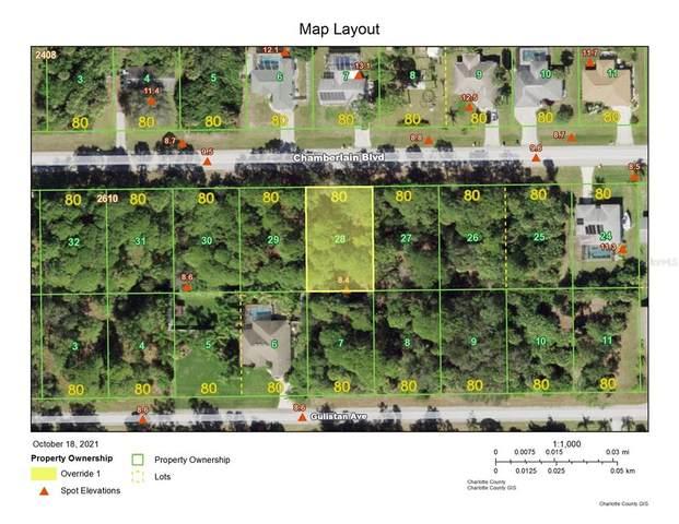 15191 Chamberlain Boulevard, Port Charlotte, FL 33953 (MLS #D6121856) :: Armel Real Estate