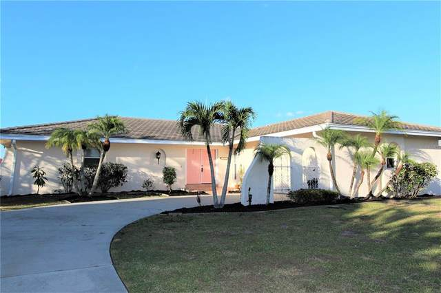 2810 Via Paloma Drive, Punta Gorda, FL 33950 (MLS #D6121866) :: Stiver Firth International