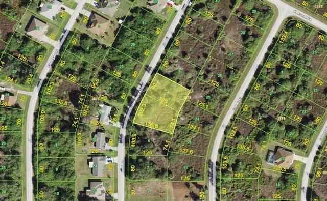 7296 Donahue Street, Port Charlotte, FL 33981 (MLS #D6121876) :: Keller Williams Realty Peace River Partners