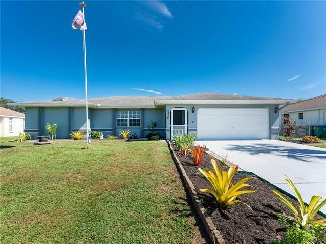 6336 Sunnybrook Boulevard, Englewood, FL 34224 (MLS #D6121885) :: Cartwright Realty