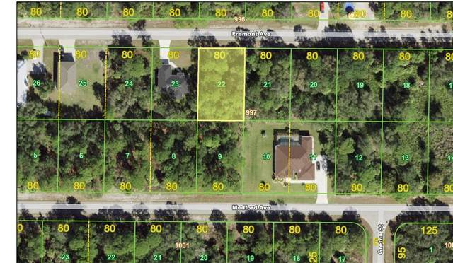 18399 Fremont Avenue, Port Charlotte, FL 33954 (MLS #D6121896) :: Everlane Realty