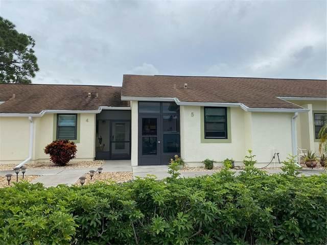 6796 Gasparilla Pines Boulevard #5, Englewood, FL 34224 (MLS #D6121907) :: The Deal Estate Team   Bright Realty