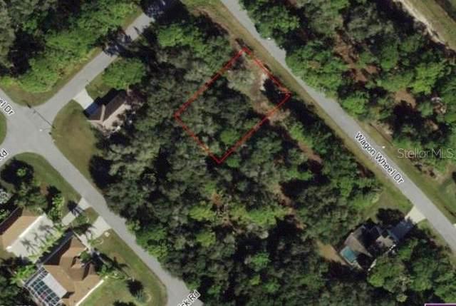 Lot 20 Wagon Wheel Drive, North Port, FL 34291 (MLS #D6121936) :: Future Home Realty