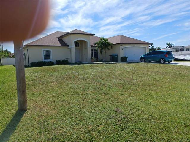 3514 NW 15TH Street, Cape Coral, FL 33993 (MLS #D6121959) :: Orlando Homes Finder Team