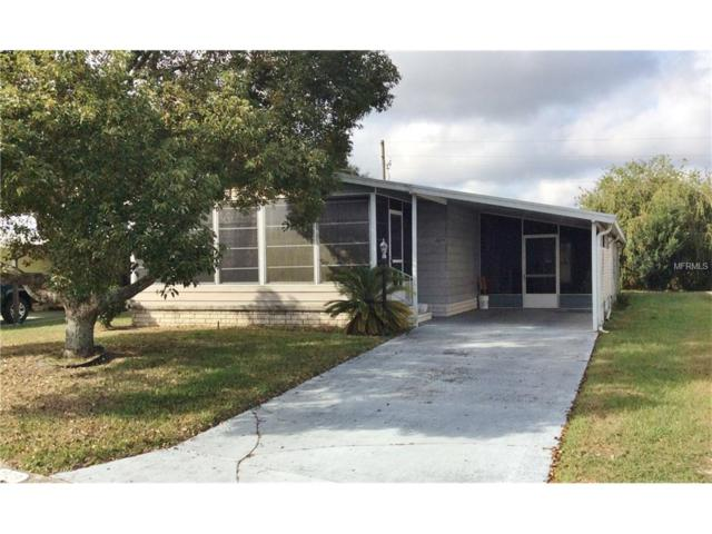 4829 Blanco Drive, Zephyrhills, FL 33541 (MLS #E2204066) :: The Duncan Duo Team