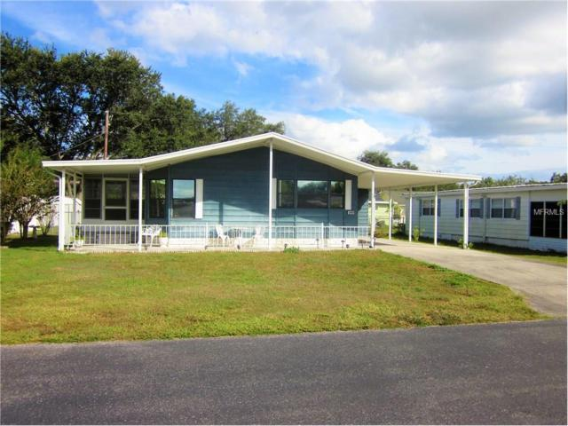 5440 Betmar Drive, Zephyrhills, FL 33542 (MLS #E2205332) :: Griffin Group