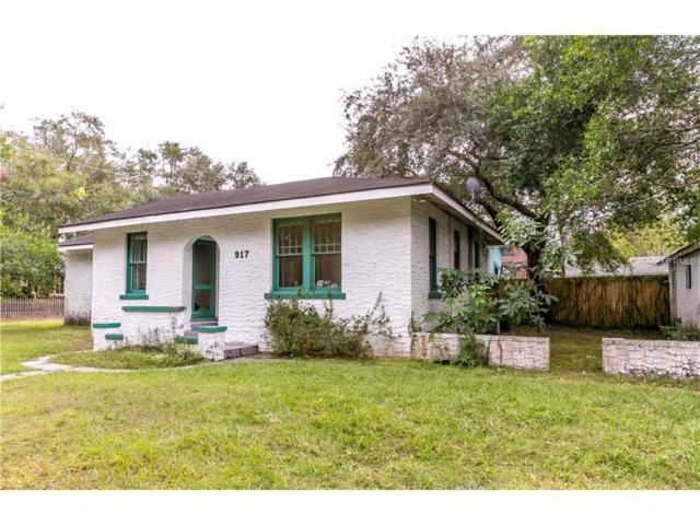 917 E Crawford Street, Tampa, FL 33604 (MLS #E2205552) :: Team Turk Real Estate