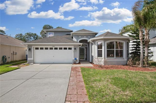 15806 Leatherleaf Lane, Land O Lakes, FL 34638 (MLS #E2205816) :: Team Bohannon Keller Williams, Tampa Properties