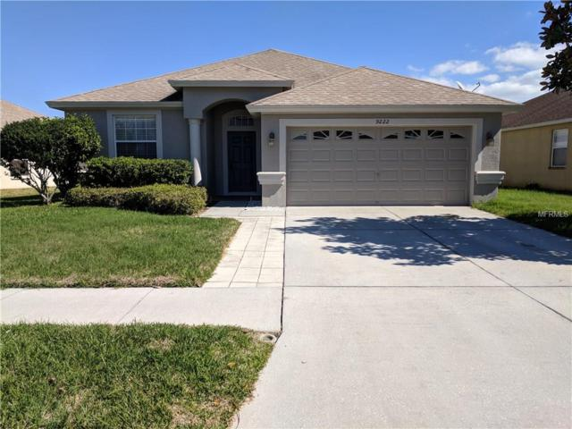 9222 Seeger Lane, Land O Lakes, FL 34638 (MLS #E2205829) :: Delgado Home Team at Keller Williams