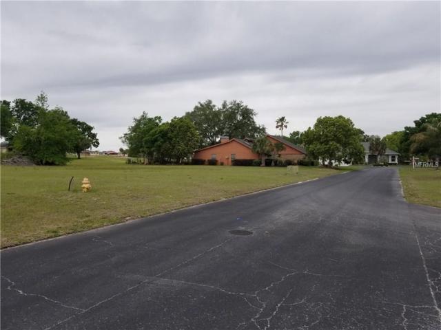 0 Sundown Drive, Dade City, FL 33523 (MLS #E2205978) :: Team Pepka
