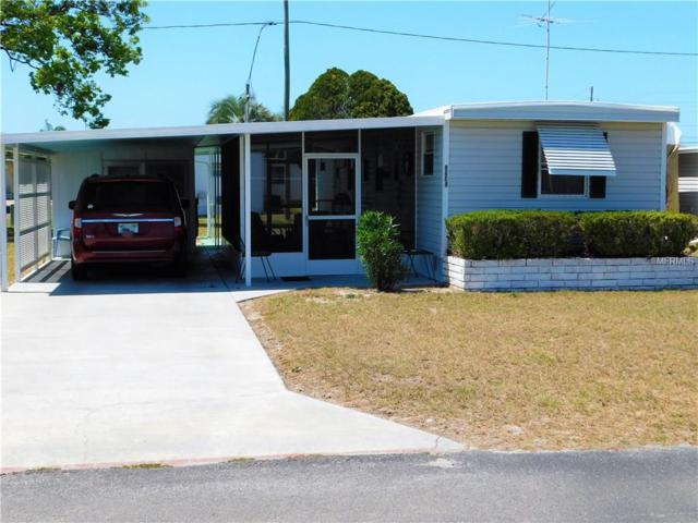 5245 Flint Street, Zephyrhills, FL 33542 (MLS #E2206041) :: The Duncan Duo Team