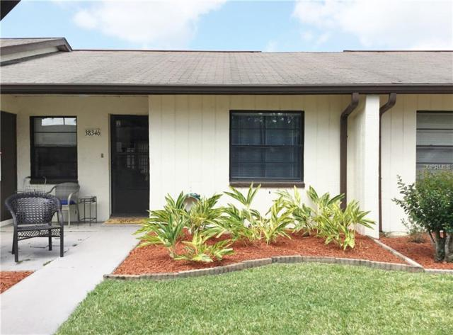 38346 Ironwood Place ., Zephyrhills, FL 33542 (MLS #E2400049) :: The Duncan Duo Team