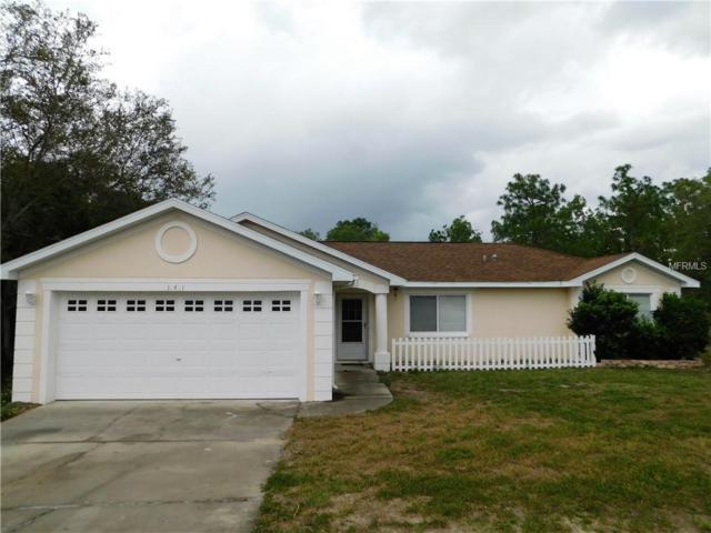 12481 Mountain Dove Road, Weeki Wachee, FL 34614 (MLS #E2400145) :: The Duncan Duo Team