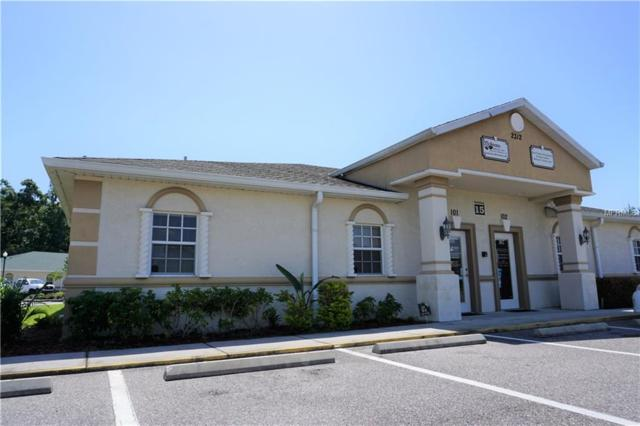 2312 Crestover Lane #101, Wesley Chapel, FL 33544 (MLS #E2400269) :: The Duncan Duo Team