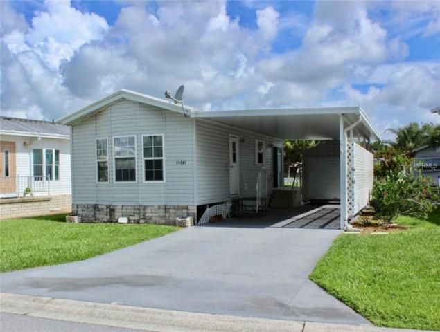 35241 Condominium Boulevard #045, Zephyrhills, FL 33541 (MLS #E2400358) :: The Duncan Duo Team