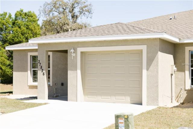 37729 Prairie Rose Loop, Zephyrhills, FL 33542 (MLS #E2400391) :: The Duncan Duo Team