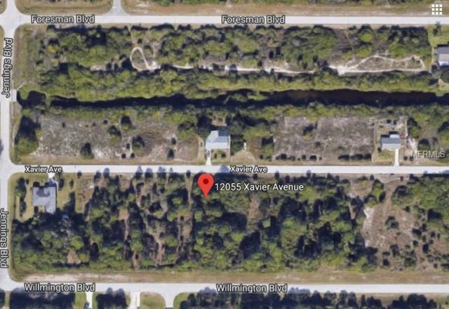 12055 Xavier Avenue, Port Charlotte, FL 33981 (MLS #E2400474) :: The BRC Group, LLC