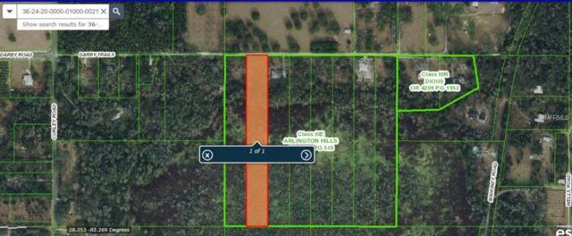 0 Darby Trail, Dade City, FL 33525 (MLS #E2400628) :: Team Pepka