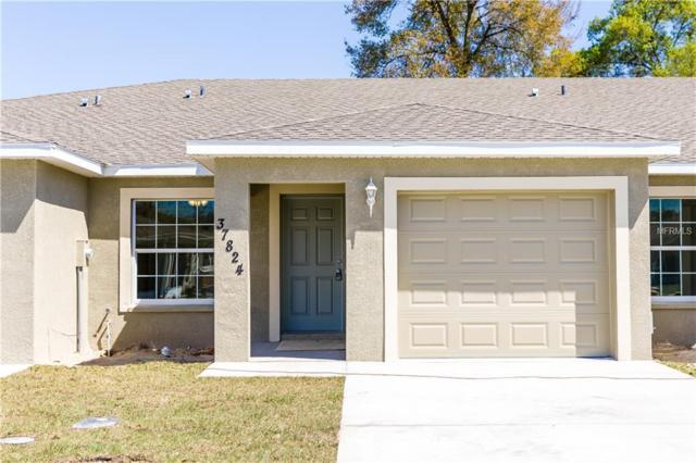 37913 Prairie Rose Loop, Zephyrhills, FL 33542 (MLS #E2400681) :: The Duncan Duo Team