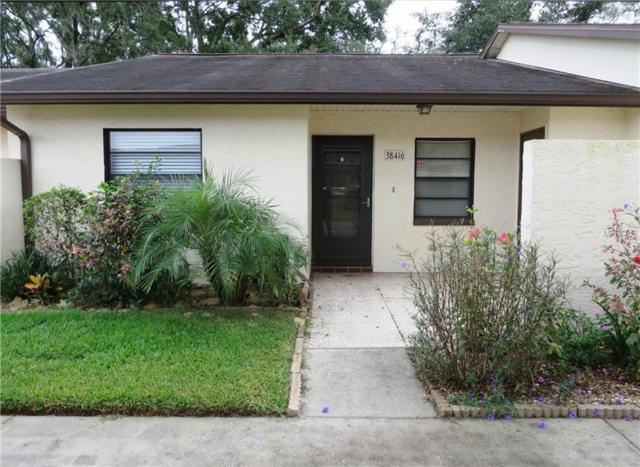 38416 Cottonwood Place ., Zephyrhills, FL 33542 (MLS #E2400770) :: The Duncan Duo Team