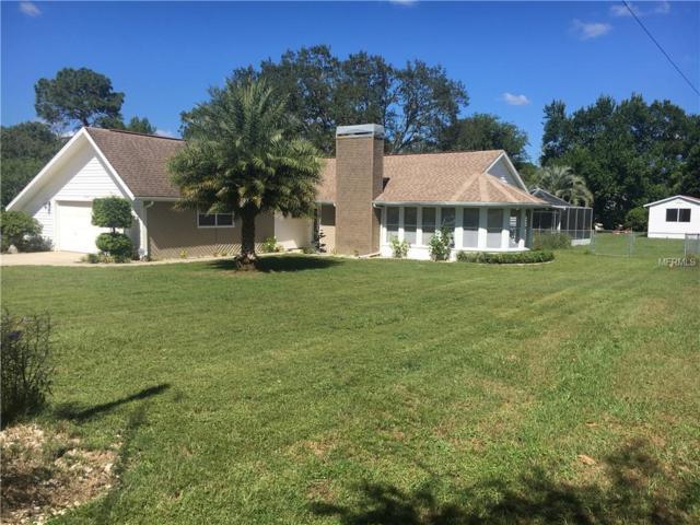 5480 Fairway Drive, Ridge Manor, FL 33523 (MLS #E2400809) :: NewHomePrograms.com LLC