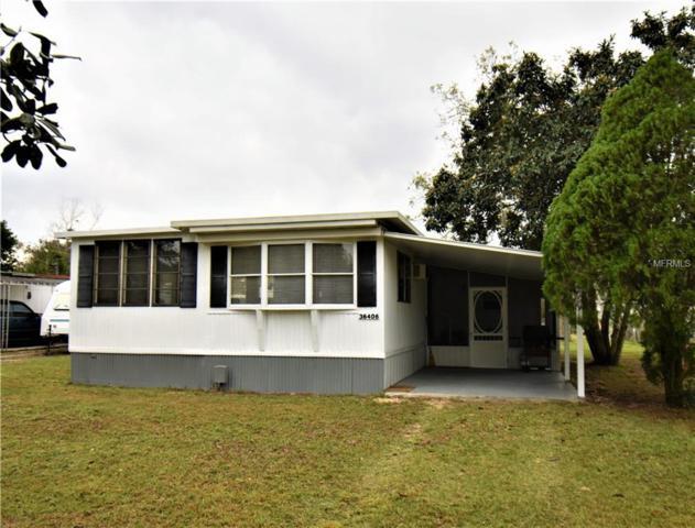 36406 5 ACRE Lane, Zephyrhills, FL 33541 (MLS #E2401143) :: The Duncan Duo Team
