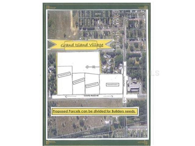 36536 S Fish Camp Road RD, Grand Island, FL 32735 (MLS #G4633773) :: Team Pepka