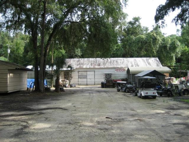 3028 N C 470, Lake Panasoffkee, FL 33538 (MLS #G4815884) :: The Duncan Duo Team