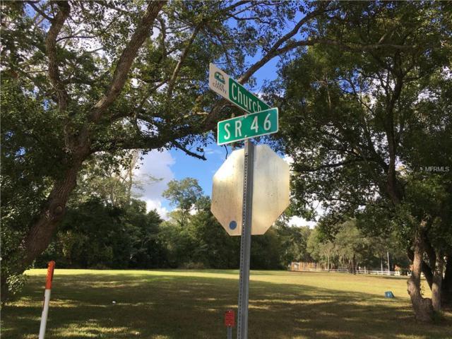 31521 Church Street, Sorrento, FL 32776 (MLS #G4834474) :: The Lersch Group
