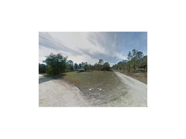 15810 NE 4 Place, Williston, FL 32696 (MLS #G4840865) :: Griffin Group