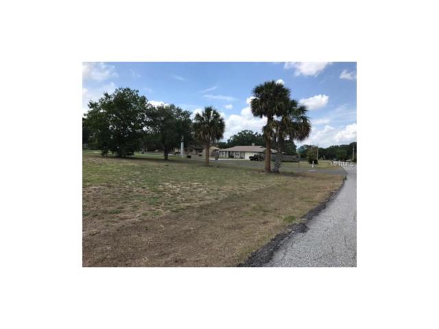 Picciola Dr, Fruitland Park, FL 34731 (MLS #G4842402) :: Griffin Group