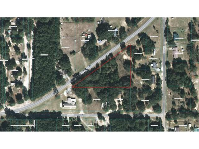 00 SE Hwy 464C, Ocklawaha, FL 32179 (MLS #G4843762) :: Griffin Group