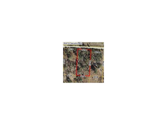 TBD SE 20TH Street, Williston, FL 32696 (MLS #G4843806) :: Godwin Realty Group