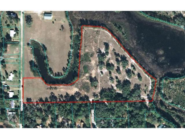 0 SE 162ND Court, Ocklawaha, FL 32179 (MLS #G4843856) :: Premium Properties Real Estate Services