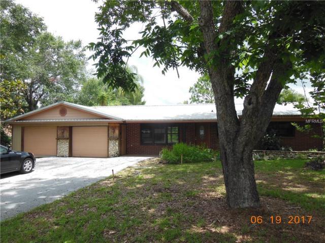 2501 E Crooked Lake Club Boulevard, Eustis, FL 32726 (MLS #G4844304) :: Arruda Family Real Estate Team