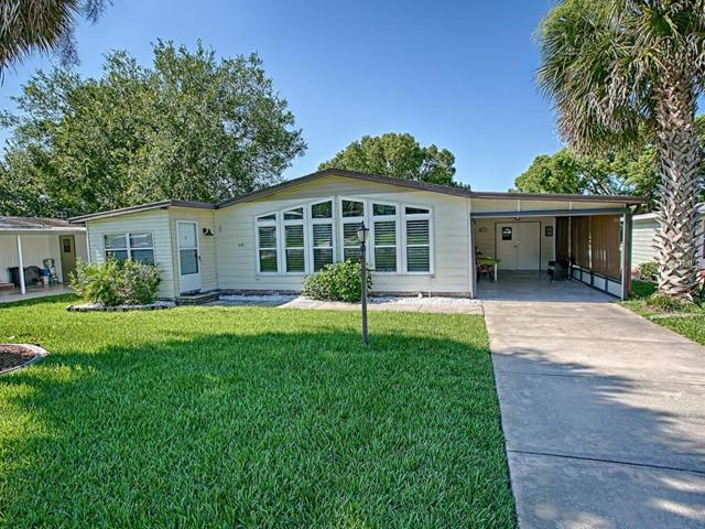 428 Mark Drive, The Villages, FL 32159 (MLS #G4844563) :: Realty Executives in The Villages