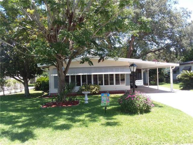 806 Truman Avenue, The Villages, FL 32159 (MLS #G4844968) :: Realty Executives in The Villages